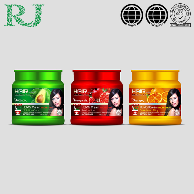Hair Oil Cream Profession Softness Care Treatment