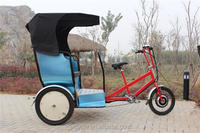 Competitive rickshaw price for China direct factory