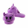 Free sample cute emoji slippers hotel for women