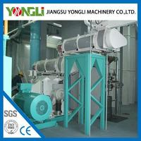 YONGLI BRAND the powerful manufacturers catfish feed pellet machine for wholesales