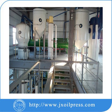 Solvent extraction machinery for different types of cake