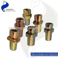 material c4c brake hose fitting