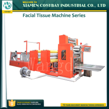 Automatic Facial Tissue Production Line/Paper Tissue Folding Machine