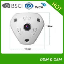 360 free driver webcam laptop 1.0 Megapixel night vision Wifi P2P HD digital IP Camera