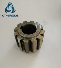 Factory Useful Hss M1.75 Involute Spline Gear Hob Cutters