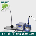 YIHUA 939D+ solder station with LED Magnifier Lamp