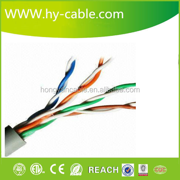 Networking cable upt cat 5e /fluke test passed lan cable cat5e utp