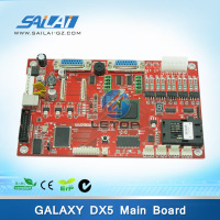 Eco solvent galaxy printer Dx5 prithead mainboard