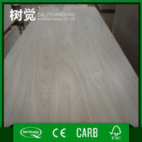 12mm Eucalyptus Commercial Plywood