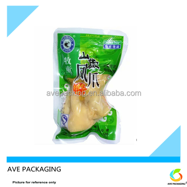 Vacuum Bag For chicken feet