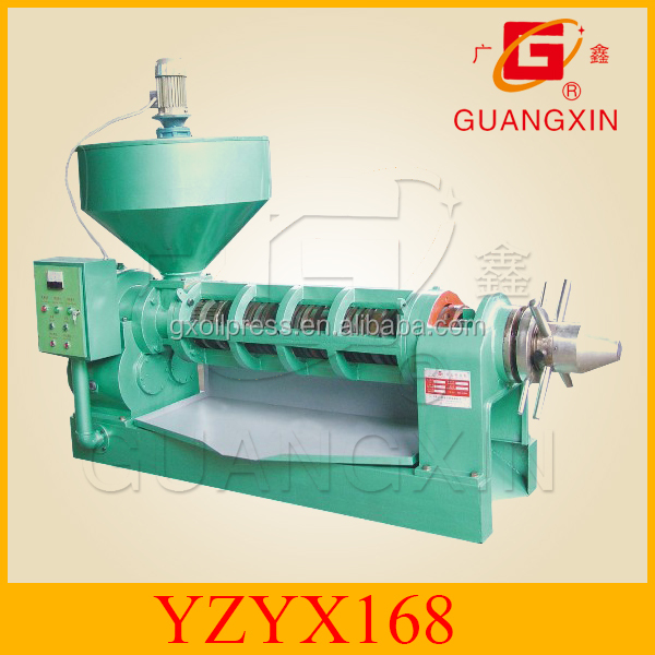 high output cactus oil cold press machine for sale YZYX168