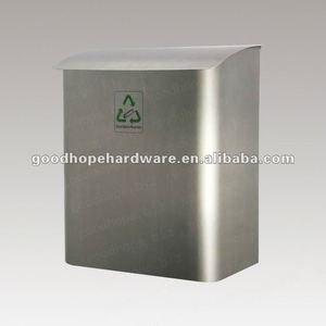GH-B02 stainless steel used battery recycle box