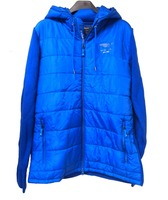 High quality men light thin cotton-padded jacket outdoor coats manufacturer