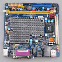 Hot Sales-VIA C7 Mini-ITX Board IDPCI3E,VGA,Audio*3,COM,LPT,PS2*2,RJ45,USB*4,40PIN IDE