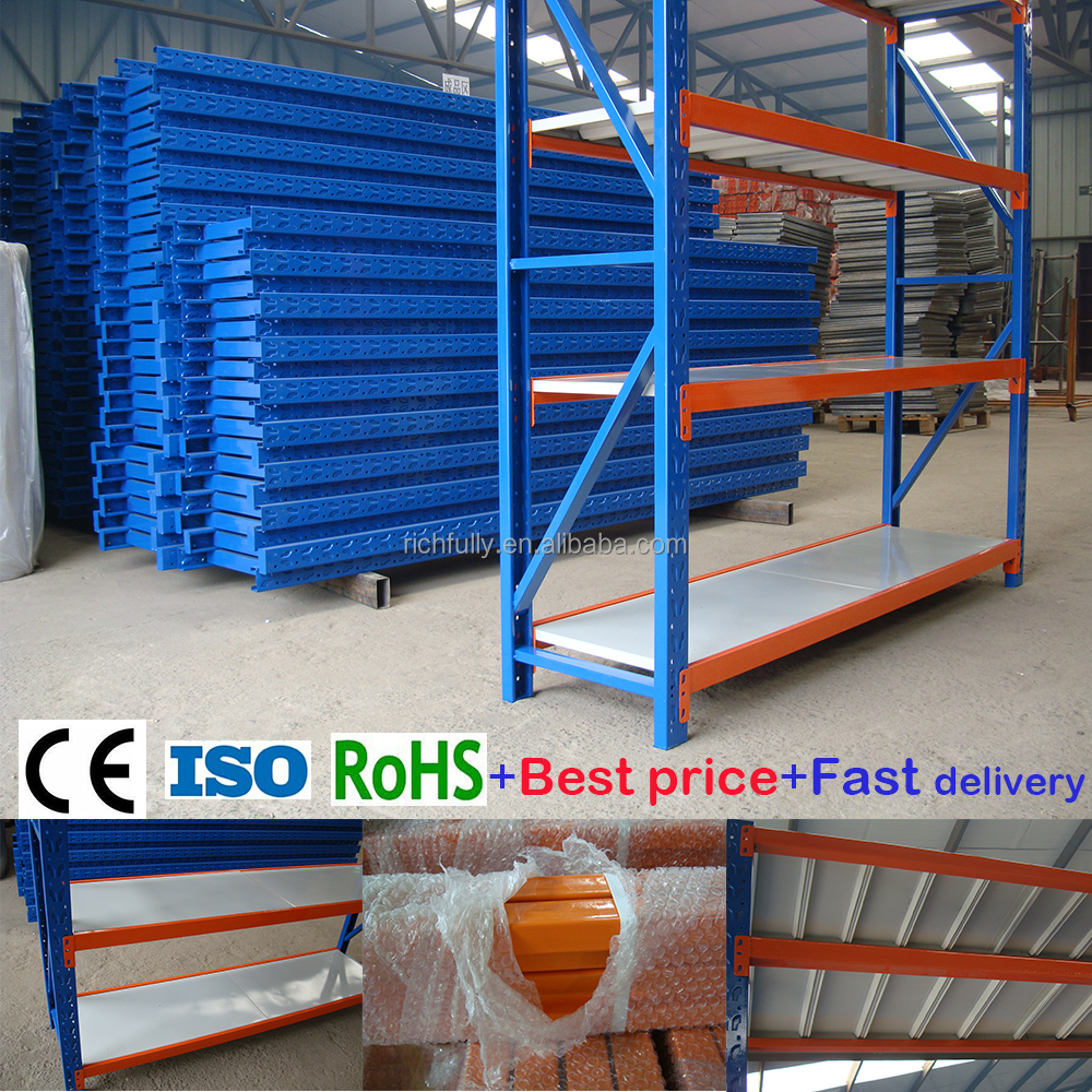 China factory direct sale 200KG standard Warehouse Racking in L2000-W600-H2000mm