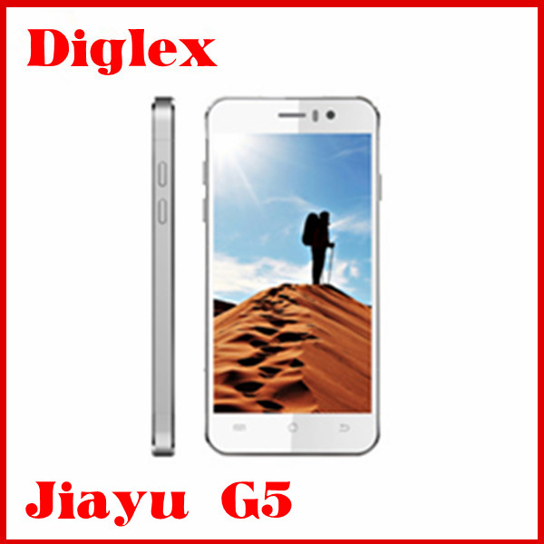 new arrival wholesale JIAYU G5 advanced Quad Core MTK6589T 2GB ROM 32GB Dual SIM Card IPS gorilla glassScreen android smartphone