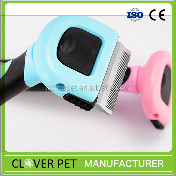 Wholesale Pet Grooming comb Dog Shedding Tools