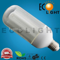 Factory price! ,New Design half spiral T3 Energy Saving Bulb frosted glass 15w