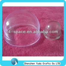 clear plastic domes ,small acrylic dome,clear acrylic dome