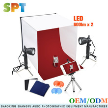 16 x 16 Inch Table Top Photo Photography Studio Lighting Light Shooting Tent Box Kit