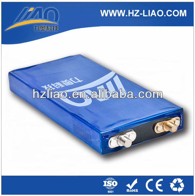 Factory price 3.2V10Ah LiFePO battery for Light Traction