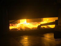 industrial submerged arc furnace melting mineral ore, world 1st class tech, ferro silicon electric smelting melter smelter SAF