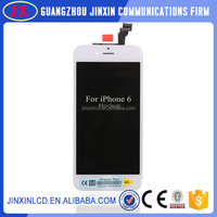 A+++ Quality Brand NEW LCD Display For Apple iPhone 6 with Touch Screen Digitizer 4.7 inch Assembly Replacementing