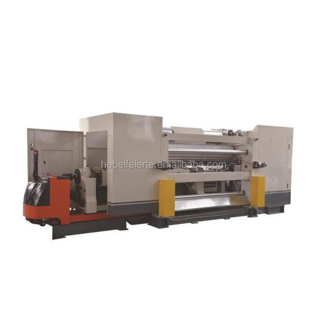 Xinguang good service best price corrugated cardboard cassette single facer machine
