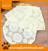 CS07 new 2016 fashion cut&sew lace dog apparel