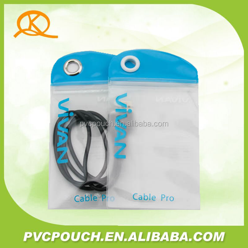 Printing logo beach waterproof logo bag for packing phone