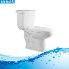 2018 new design Siphonic two-piece Toilet high quality toilet ceramic human toilet