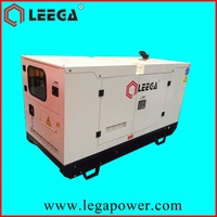 138kva 110kw 125kva 100kw silent type water powered generator price engine 1106A-70TG1