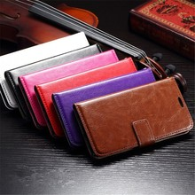 Wallet PU Case Cover Pouch with Card Slot Photo Frame For Samsung galaxy S3 S4 S5 note 3 4, For Samsung S6 pouch case