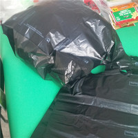 LDPE/HDPE Material and Garbage Industrial Use shopping bags