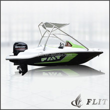 Commercial mini center console cabin fiber glass fishing boat for sale manufacturers