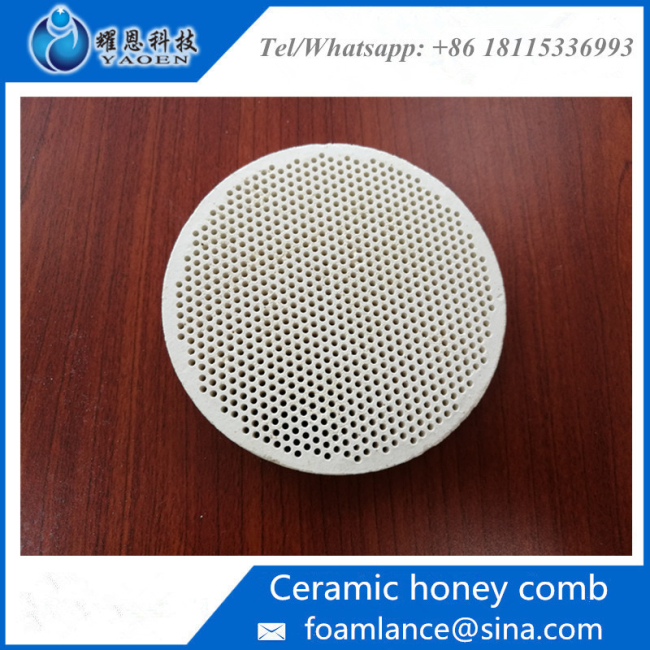 cordierite infrared Honeycomb ceramic burner hot plate