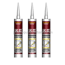 JUHUAN general purpose neutral and clear silicone sealant used for structure