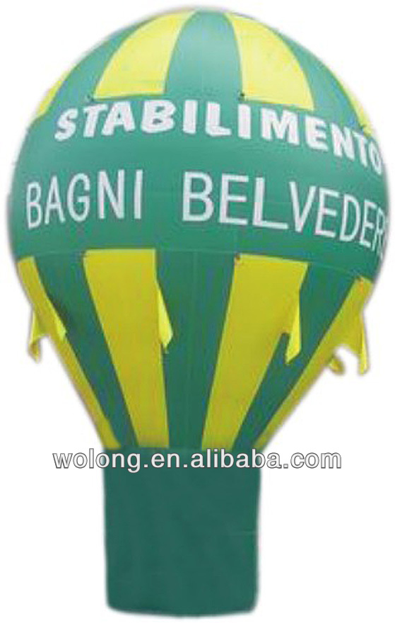 inflatable advertising ballon,inflatable air balloon,helium balloon