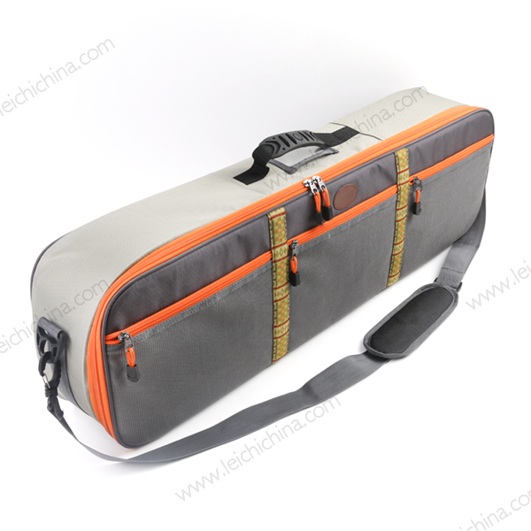 In Stock!! New travel multi-purpose fly fishing case backpack bag