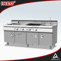 Stainless Steel Food Cart(Combine Kitchen Equipment)