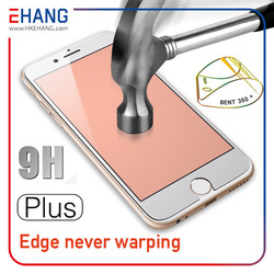 Korea mobile phone accessories for iphone 6 glass screen protector