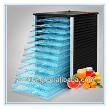 New 12 Tray Food Dehydrator Commercial Quality Preserve Fruit Beef Jerky Dryer food dryer