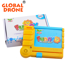 FUNNY!YS2935C ABC card toy Intelligent English learning machine for kids
