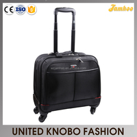 1680D trolley luggage business travel bag laptop trolley bag