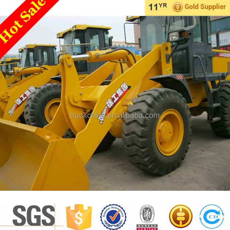 Earth Moving Machine XCMG ZL50GN 5ton bucket Wheel Loader Road Construction Equipment