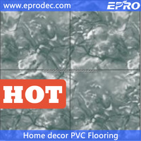 wood design PVC vinyl plank flooring