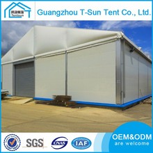 20x40m Insulated Aluminum Frame Mobile Phone Warehouse