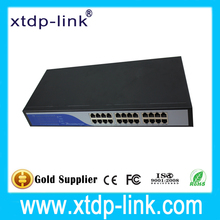 24 port passive poe 24v output switch for UBNT/Mikrotik CPE wifi access point/bridget/repeater