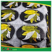 Veritable african cotton wax fabric /Veritable cotton fabric