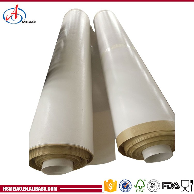 waterproof roofing PTFE coated fiberglass fabric cloth